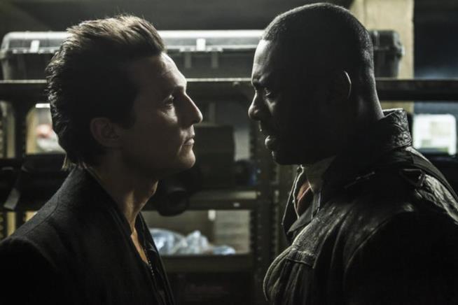 Gli attori Matthew McConaughey e Idris Elba