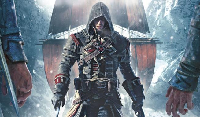 Assassin's Creed Rogue Remastered è ufficiale