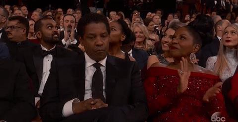 Oscar 2017, il più arrabbiato è Denzel Washigton