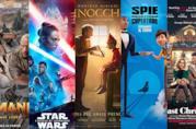 I poster di Jumanji 3, Star Wars IX, Pinocchio, Spie sotto copertura, Last Christmas
