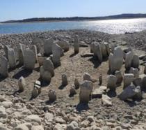 "Una foto della ""Stonehenge spagnola"""
