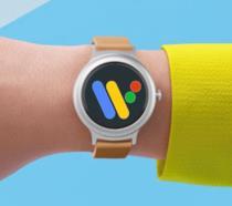 Il logo di WearOS di Google