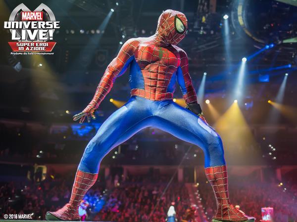 Marvel Universe LIVE! - Spiderman
