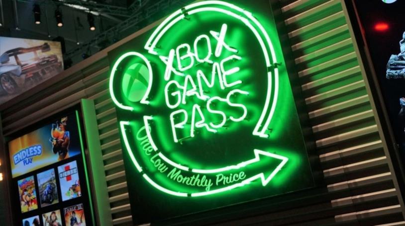 Il logo del servizio Xbox Game Pass