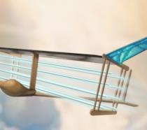 L'aereo a propulsione ionica messo a punto dal MIT