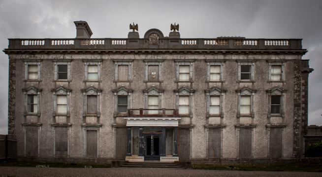 Loftus Hall, la casa infestata più famosa d'Irlanda