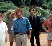 Il cast del primo Jurassic Park del 1993