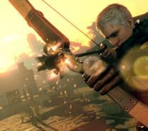 Uno dei personaggi selezionabili in Metal Gear Survive