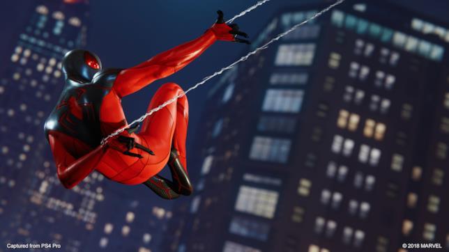 Arriva il DLC La Rapina per Marvel's Spider-Man