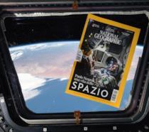 La copertina di National Geographic conquista lo spazio