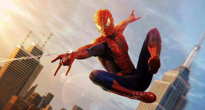 Risultati immagini per spiderman sam raimi