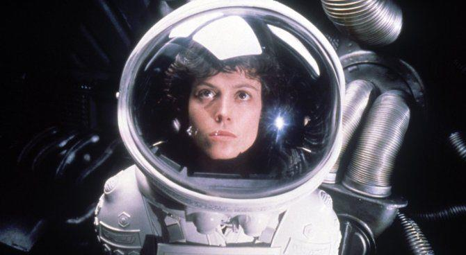 Alien, Sigourney Weaver