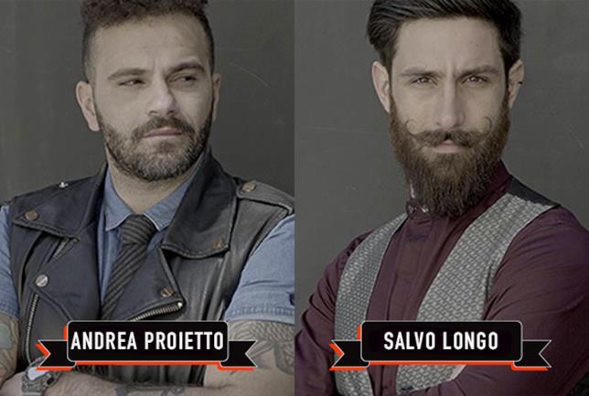 I due bartender catanesi Andrea e Salvo
