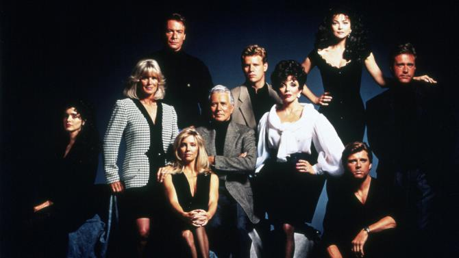 The CW ordina il remake di Dynasty