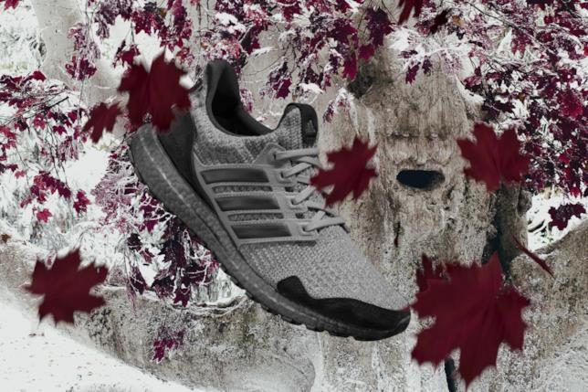 Le Adidas per la famiglia Stark di Game of Thrones