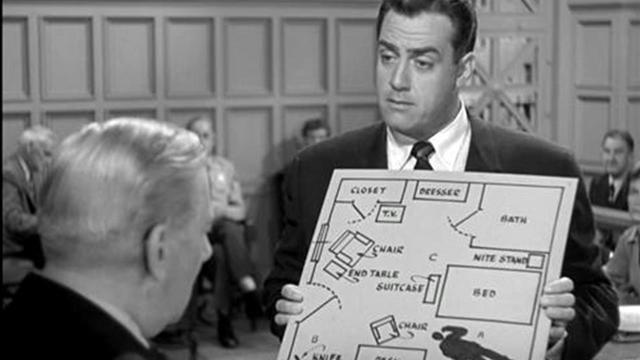 Raymond Burr è Perry Mason