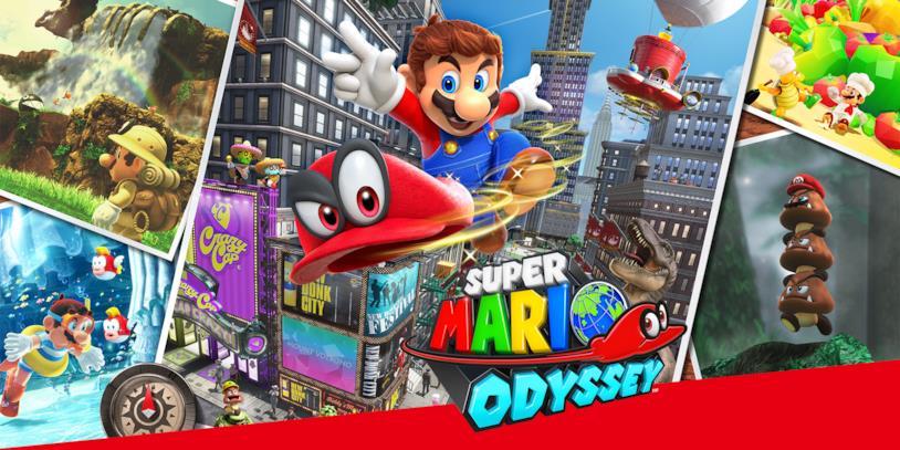 Super Mario Odyssey sarà disponibile in VR