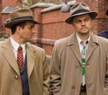 Mark Ruffalo e Leonardo DiCaprio in una scena del film