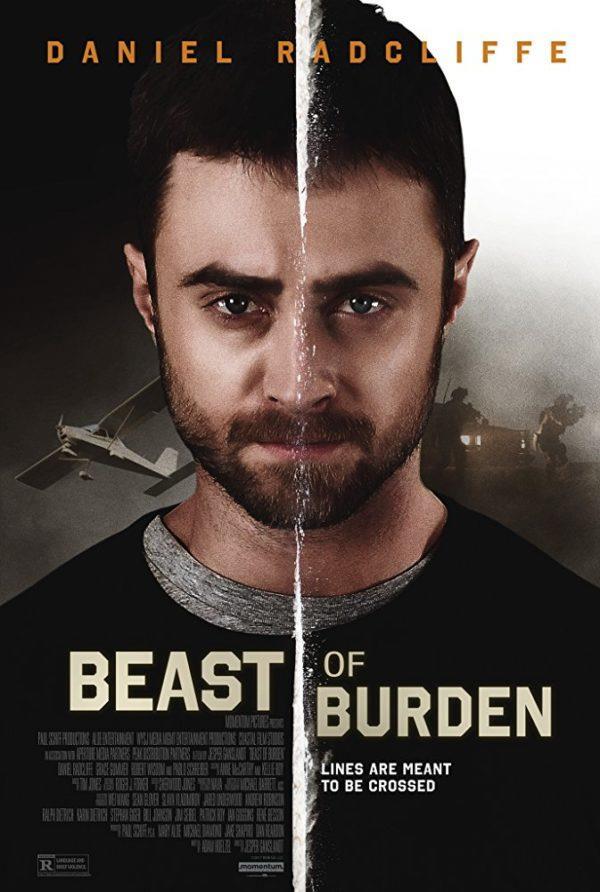 Primo poster di Baast of Burden