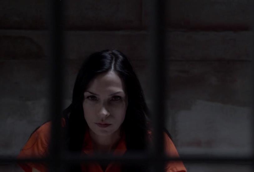 The Blacklist: Redemption - Scottie in carcere