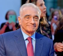 Un mezzobusto del regista Martin Scorsese
