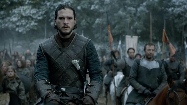 GOT: Jon Snow