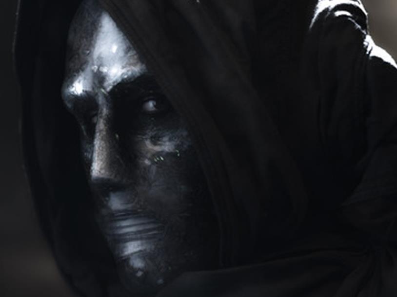 Toby Kebbell nei panni di Dottor Destino in  Fantastic 4 - I fantastici quattro