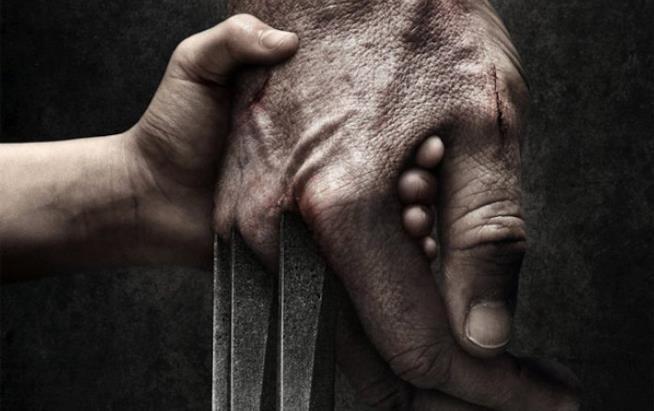 Il poster di Logan