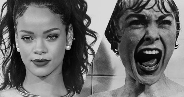 Rihanna e Janet Leigh a confronto nel ruolo di Marion