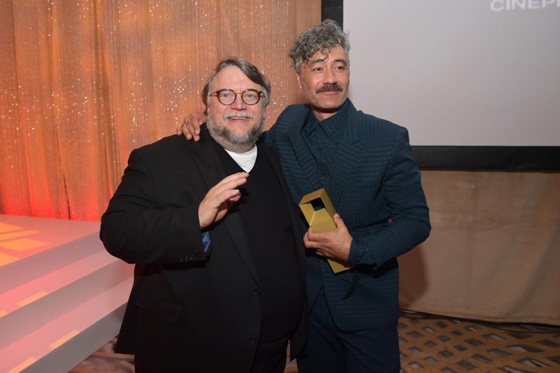 Guillermo Del Toro e Taika Waititi