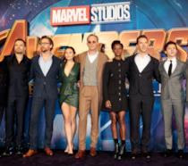 Avengers: Infinity War è top secret anche per buona parte del suo titanico cast