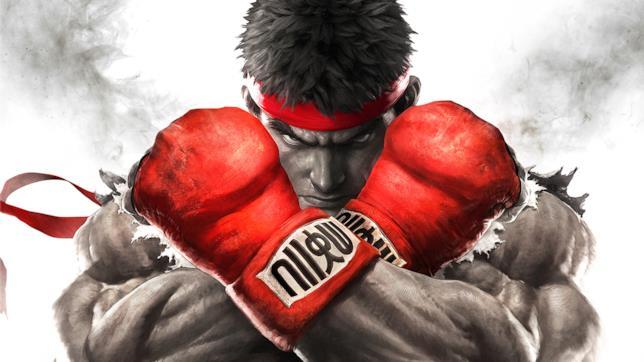 Ryu sulla copertina di Street Fighter V