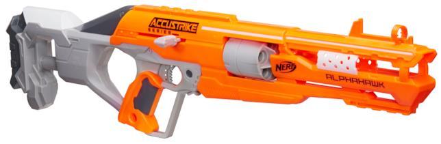 Accustrike Alphahawk, il blaster Nerf più preciso al mondo