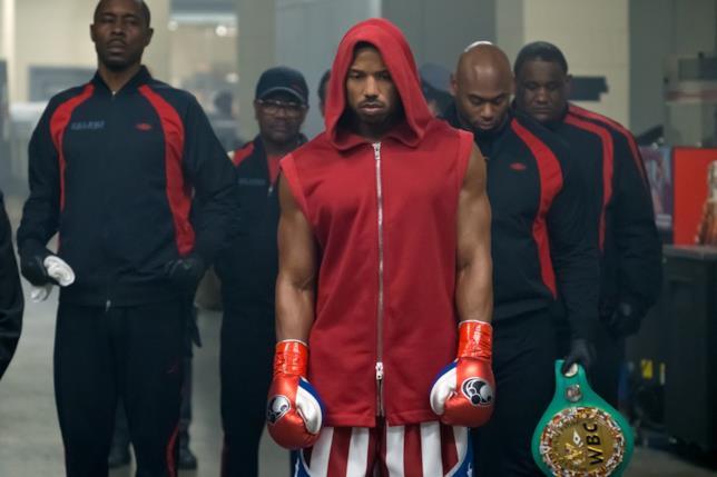 Michael B. Jordan è Adonis nella foto ufficiale di Creed II