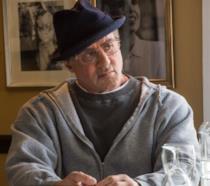 Sylvester Stallone in una scena di Creed