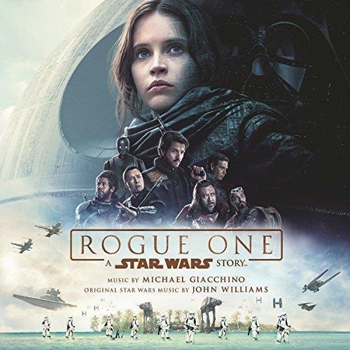 Immagine del CD di Rogue One