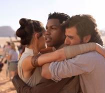 Immagine della fine riprese di Episodio IX