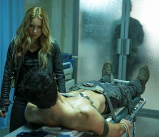 Falling Skies: Maggie e Hal nell'episodio 3x06