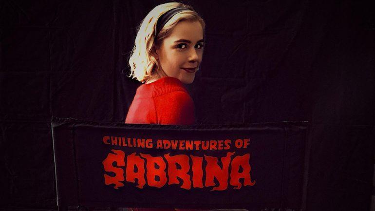 Kiernan Shipka nel ruolo di Sabrina