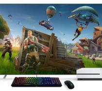 Fortnite può essere giocato con mouse e tastiera anche su Xbox One