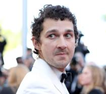 Shia LaBeouf sul red carpet
