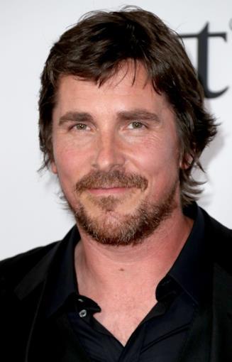 L'attore premio Oscar Christian Bale