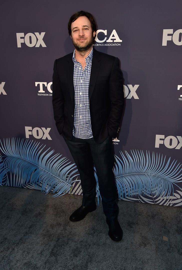 Danny Strong è attore, scrittore e producer