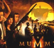La Mummia: il poster
