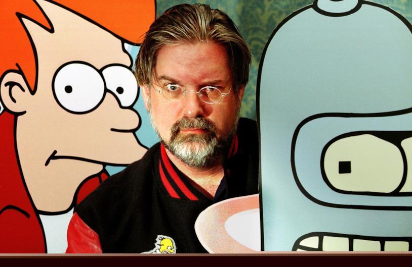 Matt Groening, creatore di Futurama