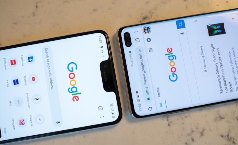 Confronto tra Pixel 3 XL e Galaxy S10 Plus