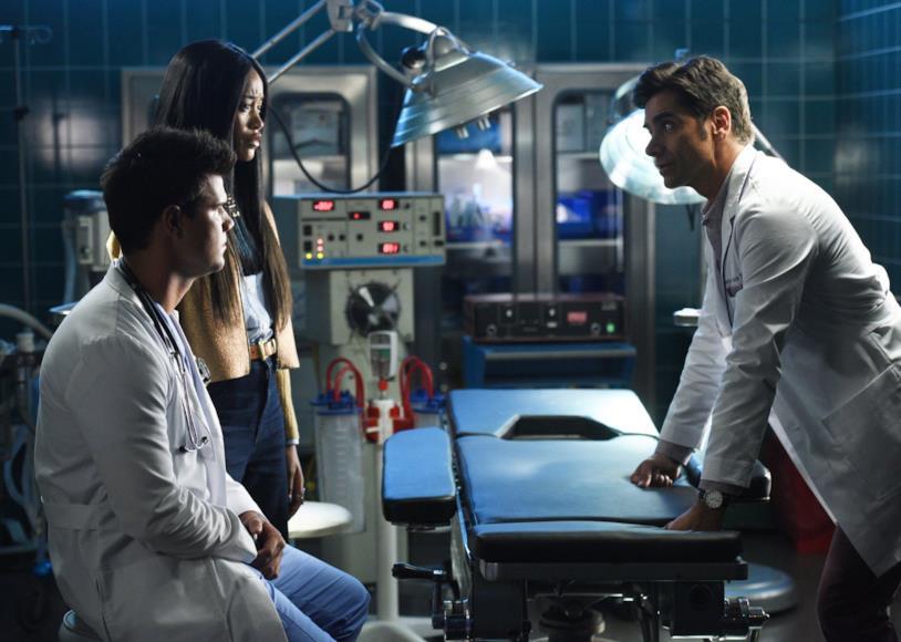 L'equipe medica dell'istituto C.U.R.E.