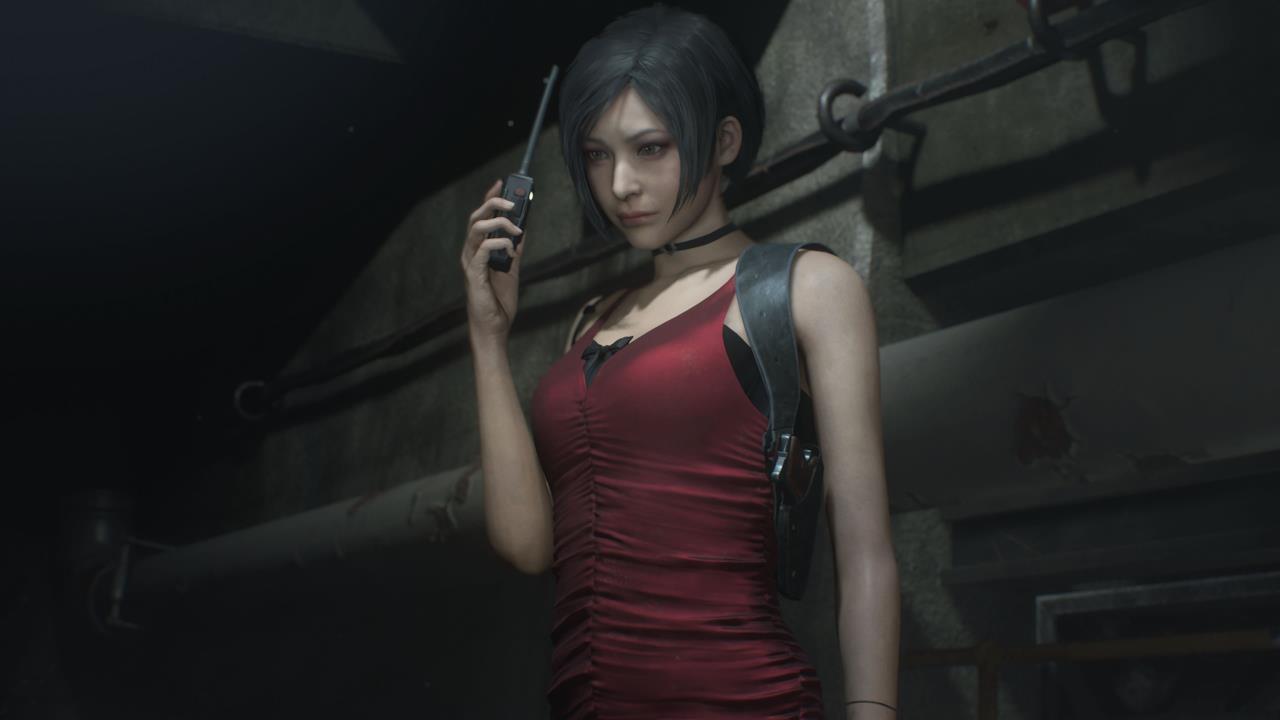 Torna il vestito rosso di Ada Wong in Resident Evil 2 Remake