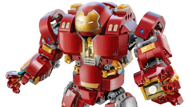 Hulkbuster: Ultron Edition di Iron Man di LEGO
