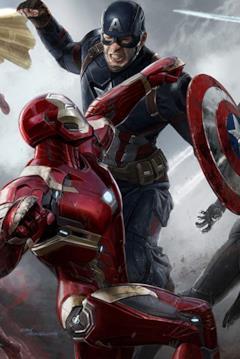 Lo scontro che mette di fronte gli Avengers